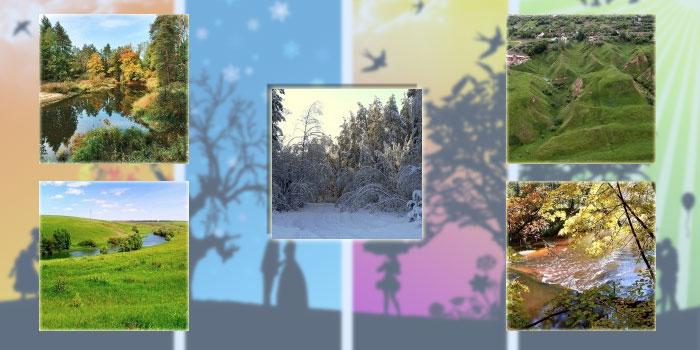 Природа Рязани и Рязанской области