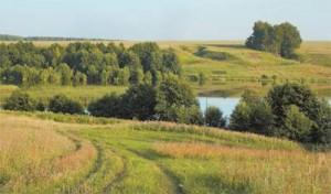 Природное районирование Рязанской области
