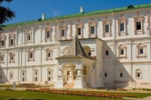 Дворец князя Олега