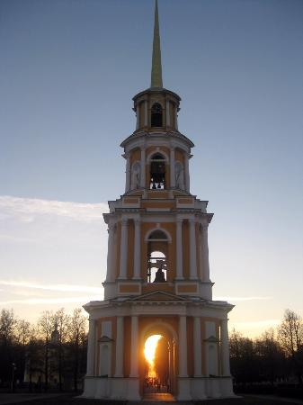 Соборная колокольня Рязанского Кремля