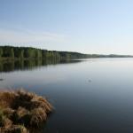 Белое озеро Клепиковский район