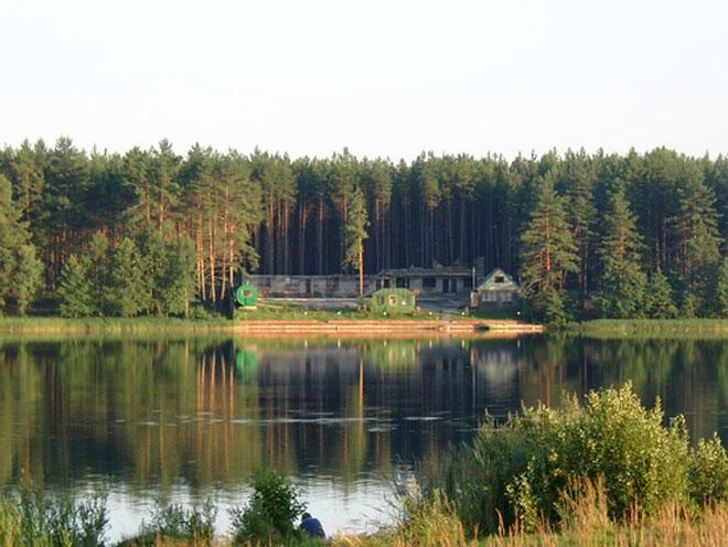 рыбалка озеро мартыново рязанская область