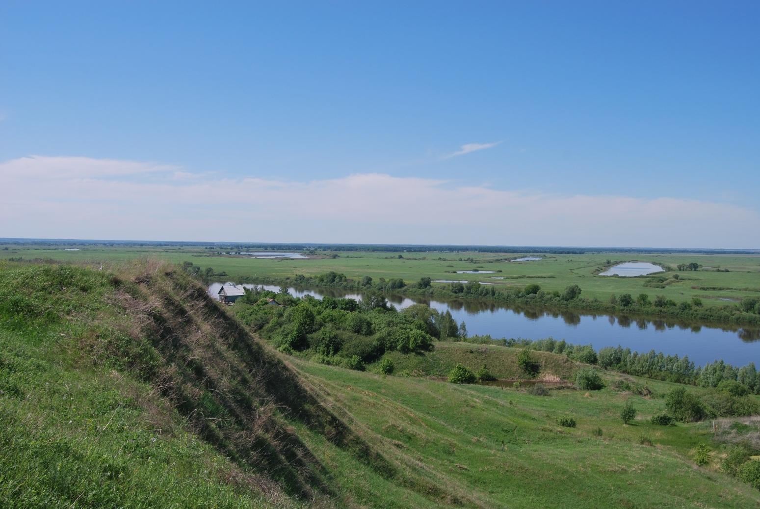 Реки Рязанской области