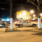 Площадь Театральная, ночь