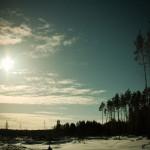Зима в Рязанской области